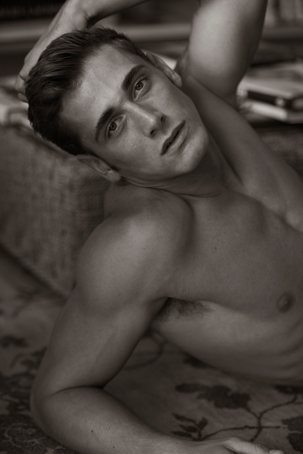 Unsigned Management Ross Hindmarch by Mariano Vivanco