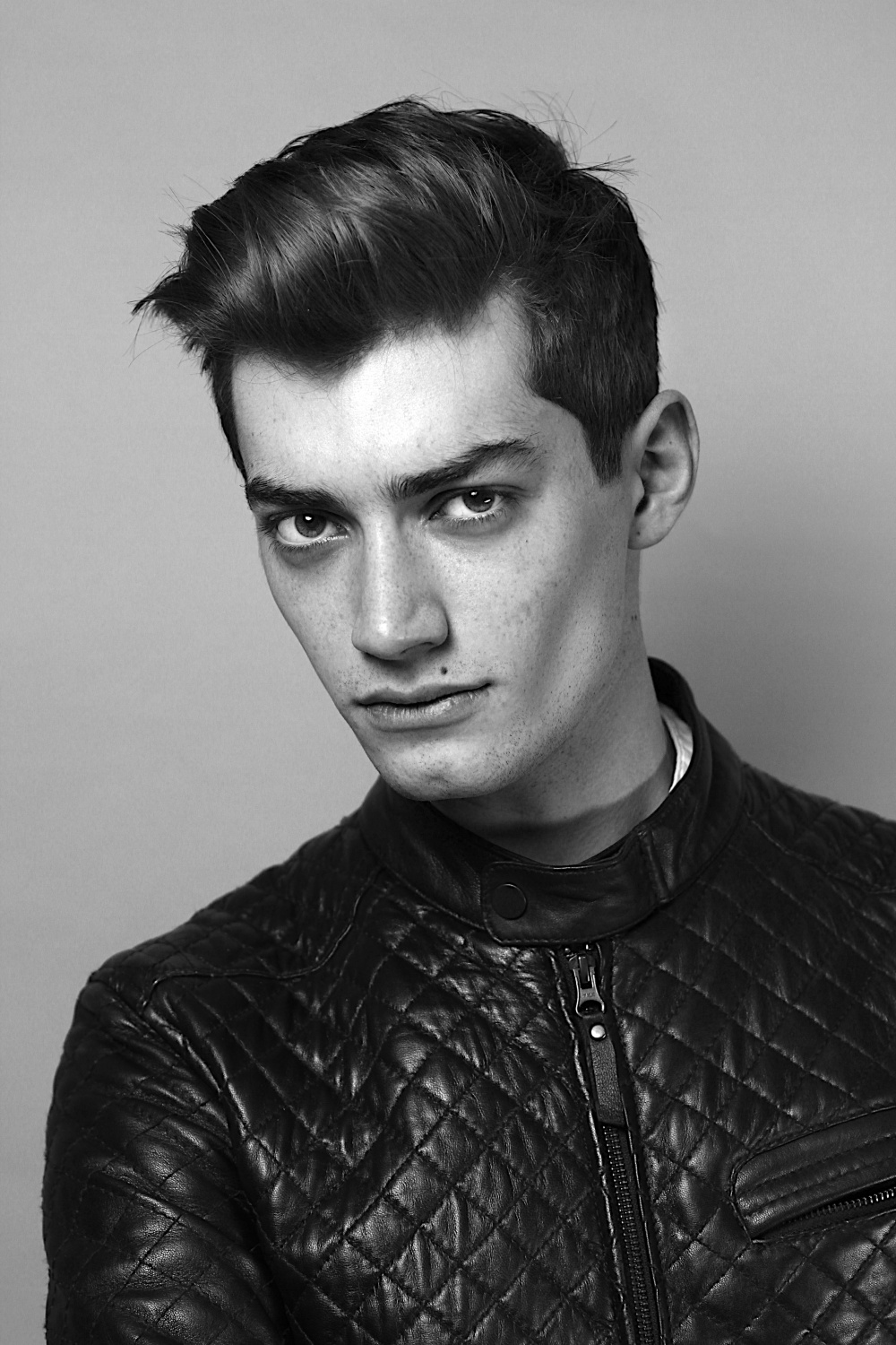 Michael Knowles scouted and photographed by Cesar Perin