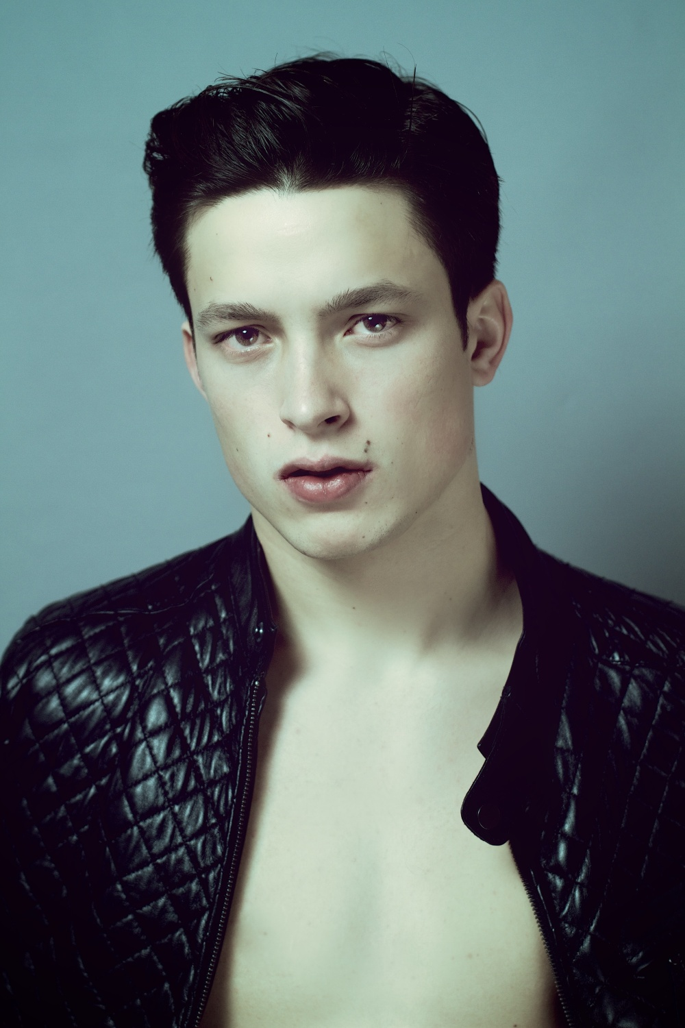 Unsigned MGMT welcomes Thomas Charruau - scouted and photographed by Cesar Perin